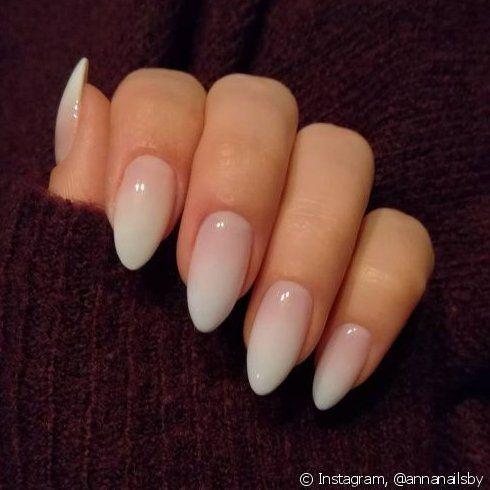 nails boomer nails baby boomer nails nail art sencillo