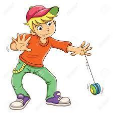 Resultado De Imagen De Dibujos De Yoyo Boys Playing Little Boys Abc For Kids