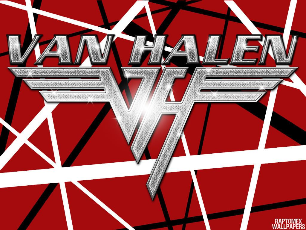 Album Covers Van Halen Van Halen Van Halen Logo Rock And Roll Bands