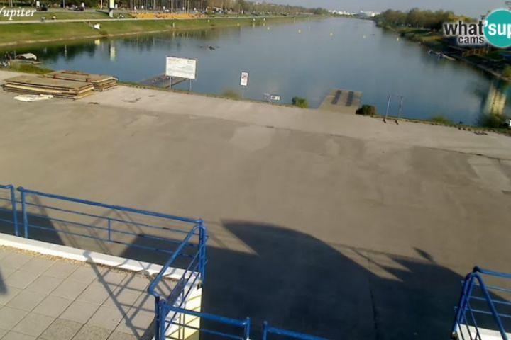19 Poznato Zagrebacko Umjetno Jezero Jarun With Images