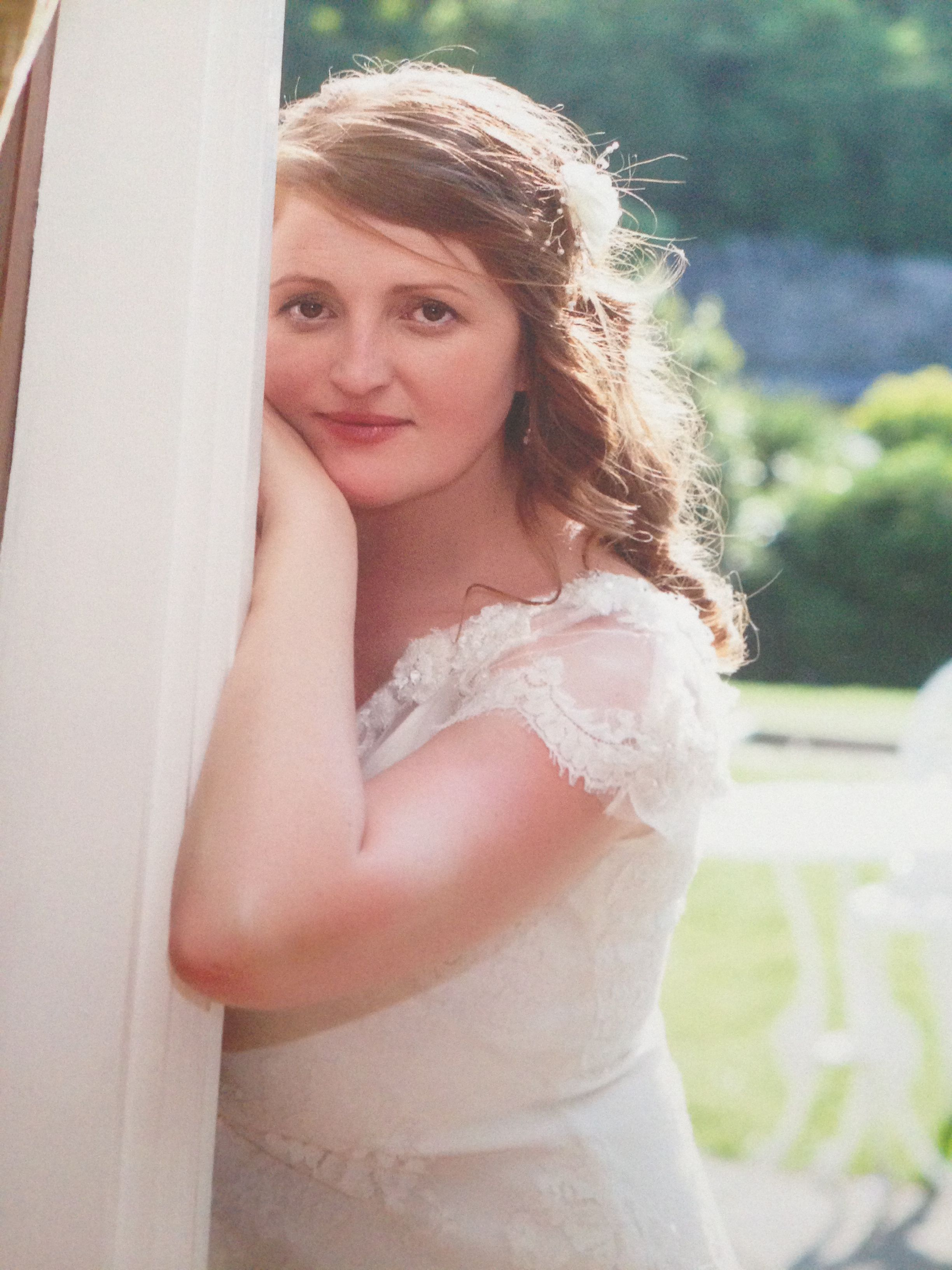 The gorgeous Emma Sims | Our Real Brides & Mother of the brides ...