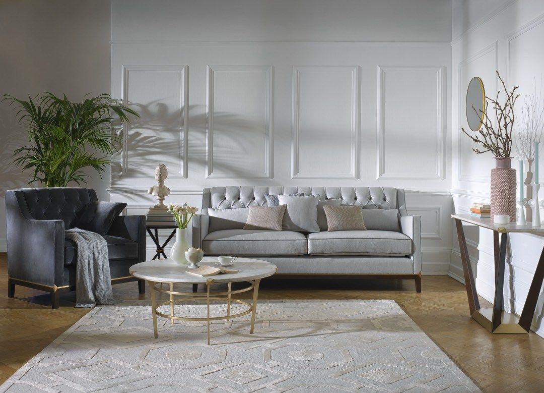 Harrods Of London Launch Their First Furniture Collection Luxuryfurnitureretailers Luxury Furniture Brands Luxury Sofa Luxury Furniture