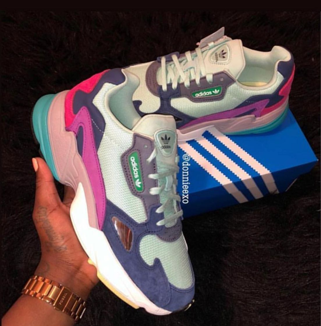 AliyaMadani | shoes em 2019 | Shoes, Sneakers e Dad sneakers