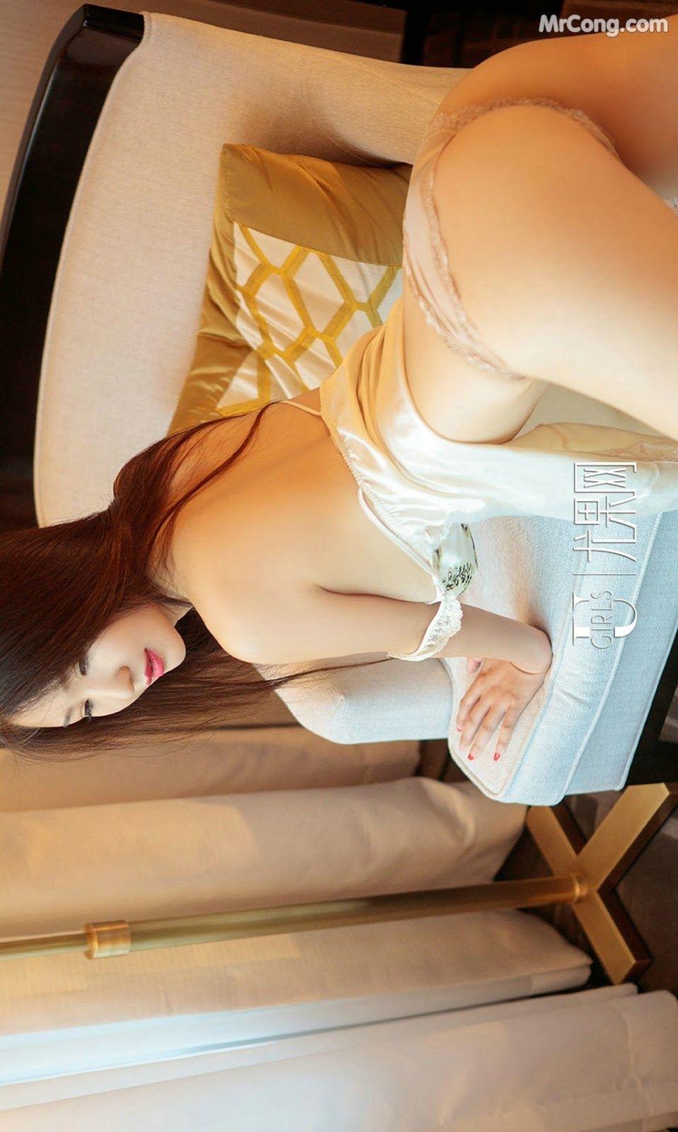 thai girls wildsejin makemodel nude ugirlsヌード UGIRLS – Ai You Wu App No.837: Người mẫu Jing Mei
