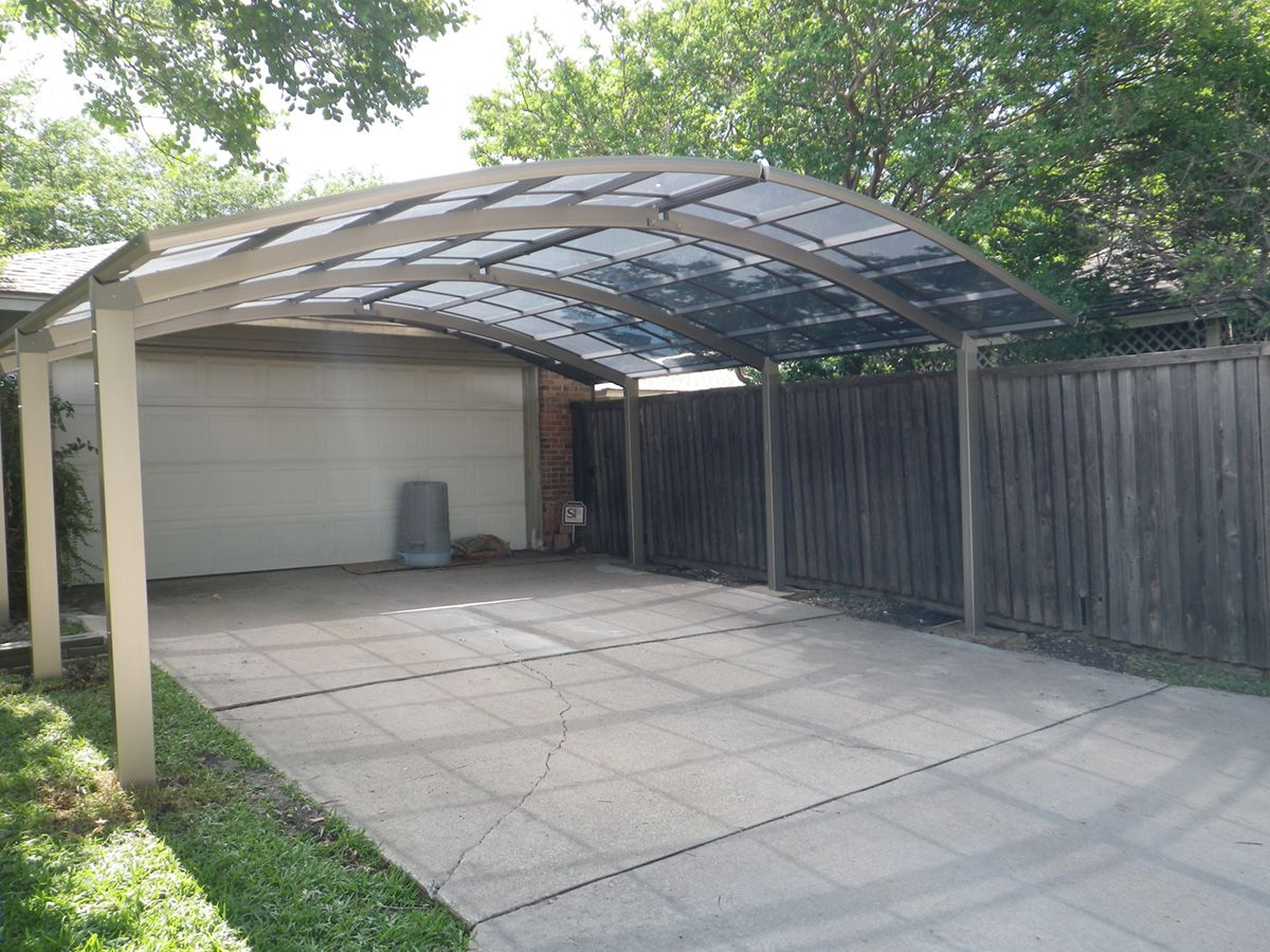 Hi-Tech Modern Carports | Jet of Texas Shade Systems ...
