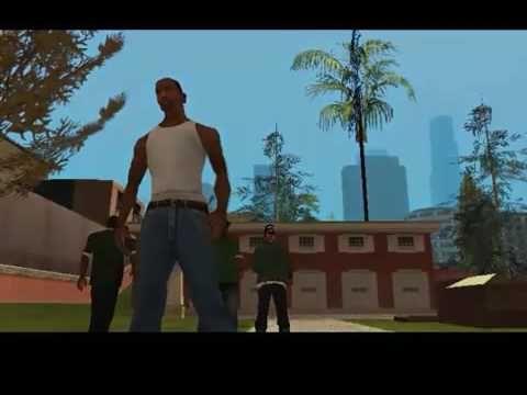 (Filme) A missão. (GTA)