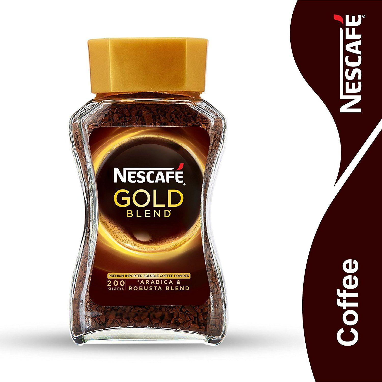 NESCAFÉ Gold Blend Instant Coffee Powder in Eden Jar
