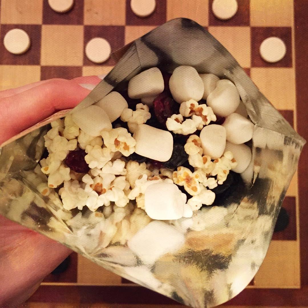 popcorn movie night mix by theallergyfreewife Gluten
