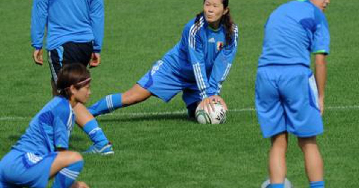 Strong legs to kick the ball accurately and far are a