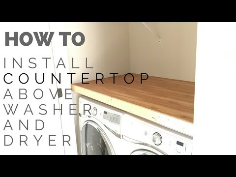 Home Depot Countertops For Over Washer And Dryer Google Search