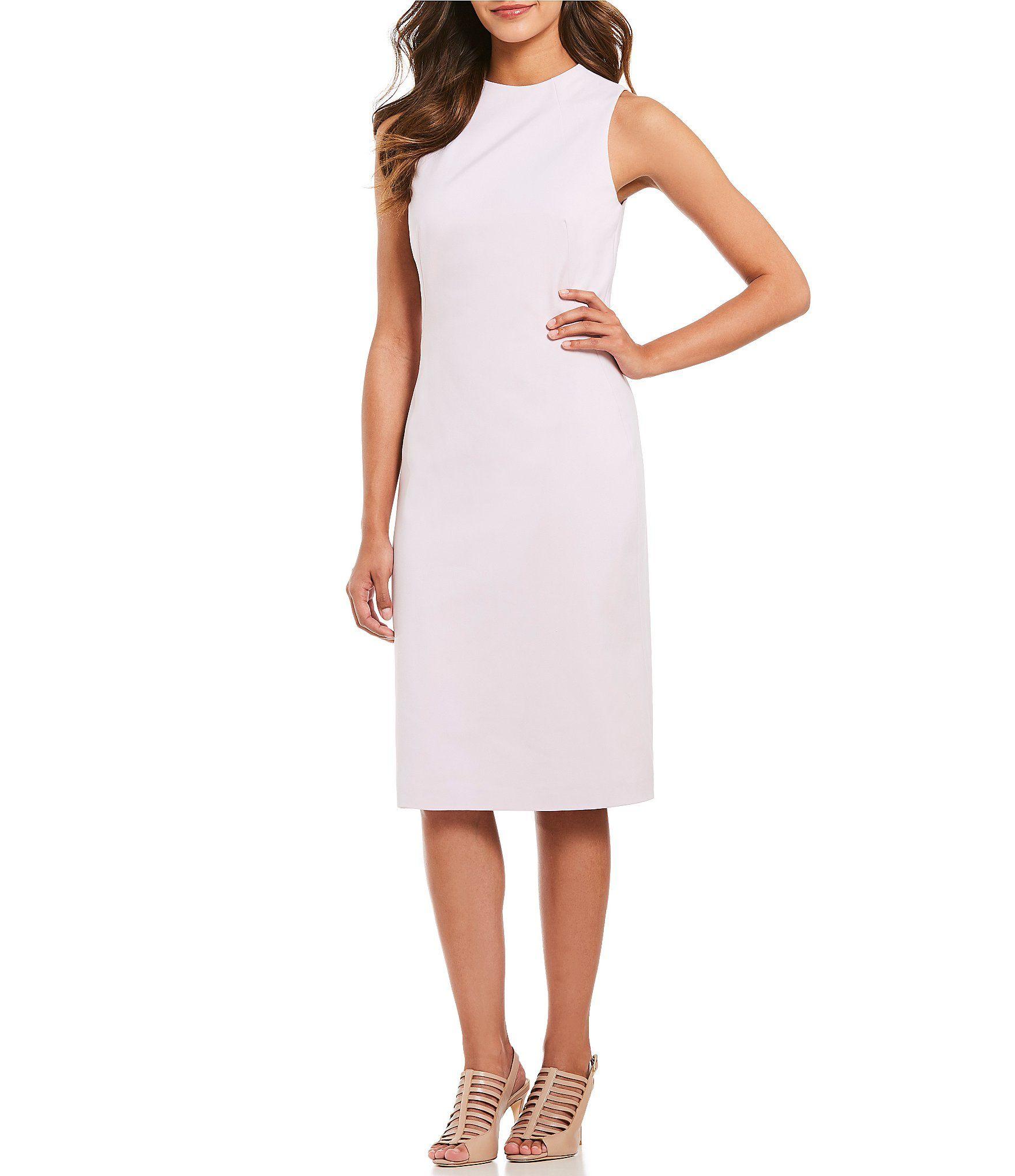 b18047d9eb6 Antonio Melani Lea Sleeveless Sheath Dress