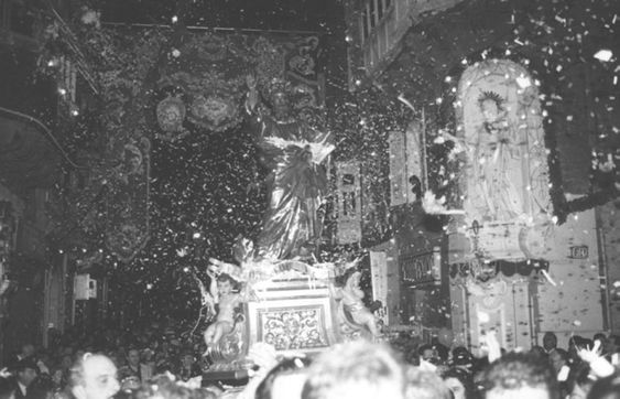Image result for st paul's feast valletta 1950