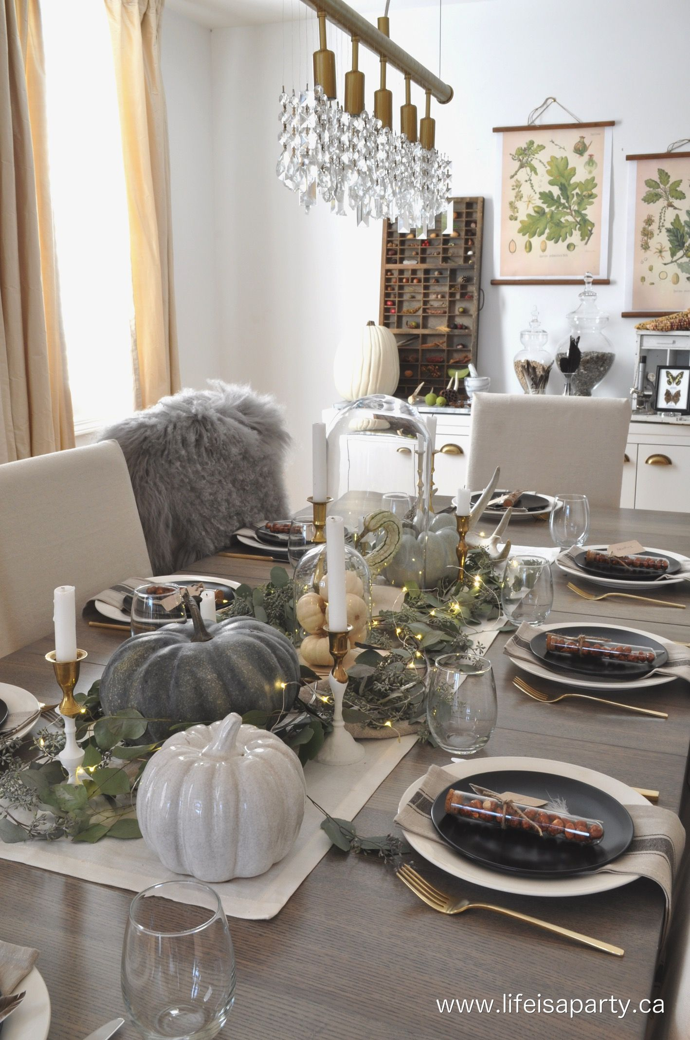 There are others that you can handle yourself with a little knowledge or a glance at a youtube video or. Fall Home Tour -Rustic Neutral Fall Home Tour with lots of ...