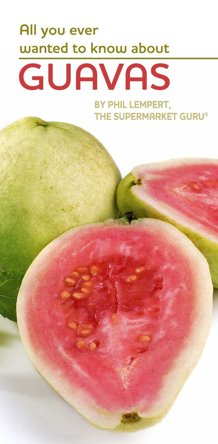 All you ever wanted to know about guavas!