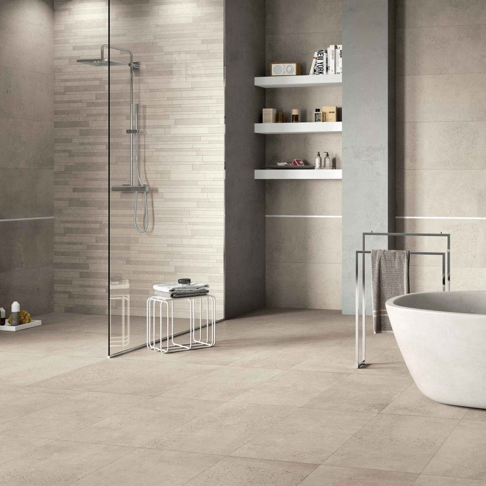 Ceramic Shower Tile & Bathroom Floor Tile | Decorative Tile Inspirations for Bathrooms — Ceramic Tileworks