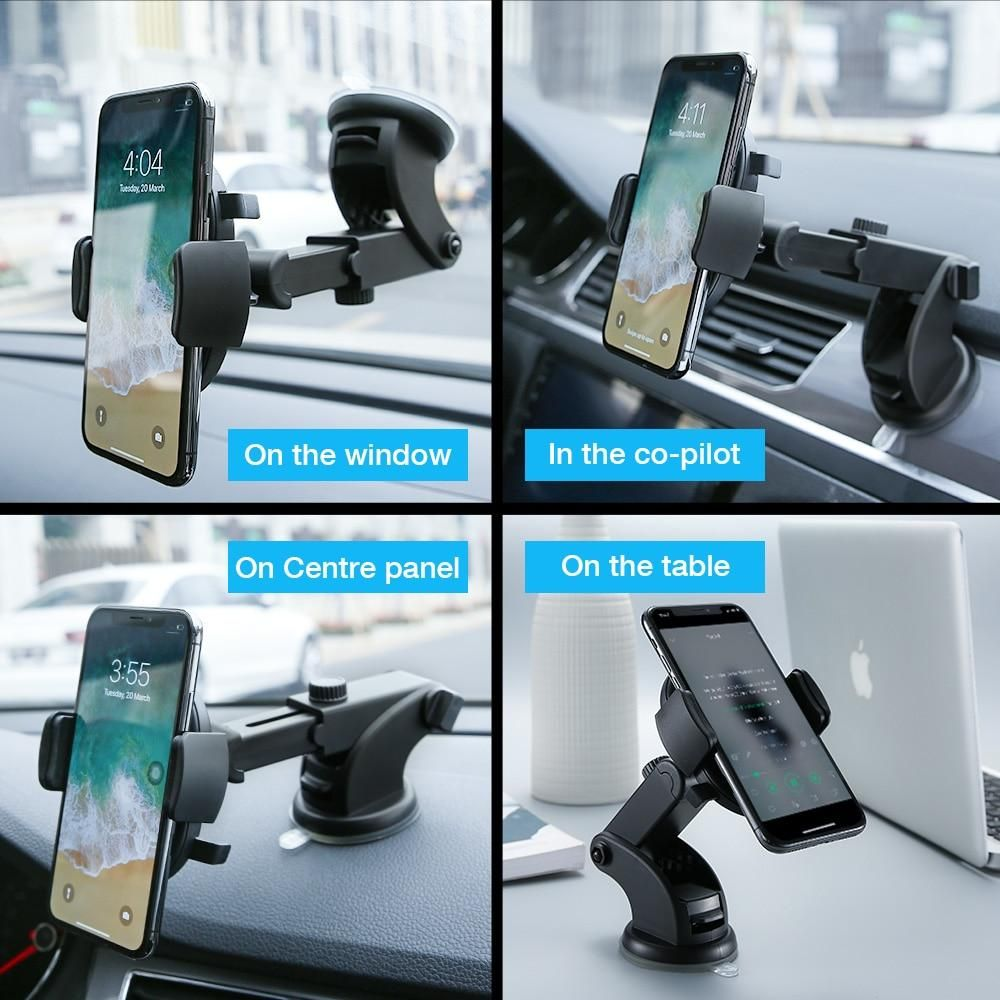 pureradian u2122 car phone holder  special discount