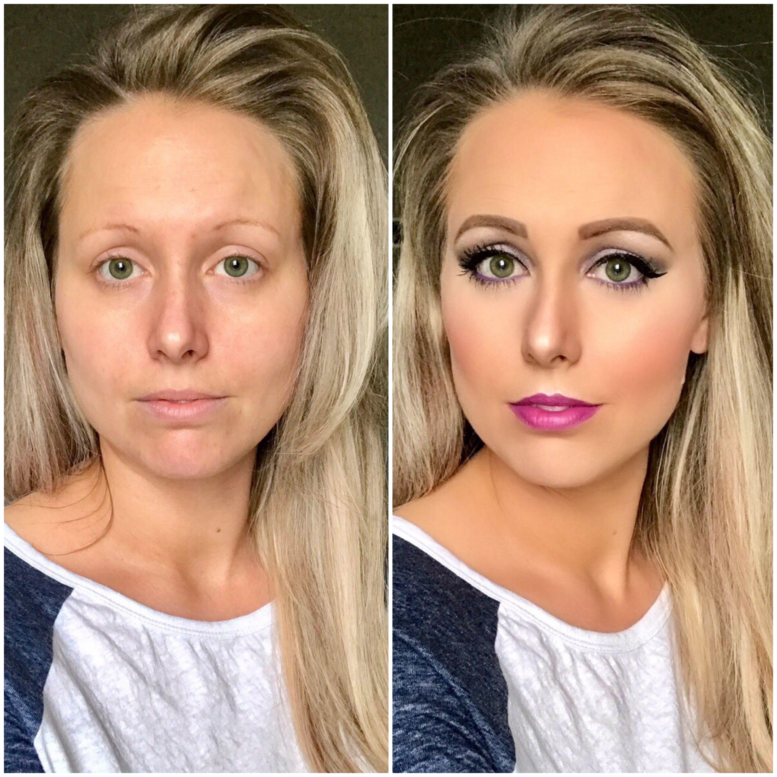молодящий макияж фото примеры заметно немного уменьшившейся