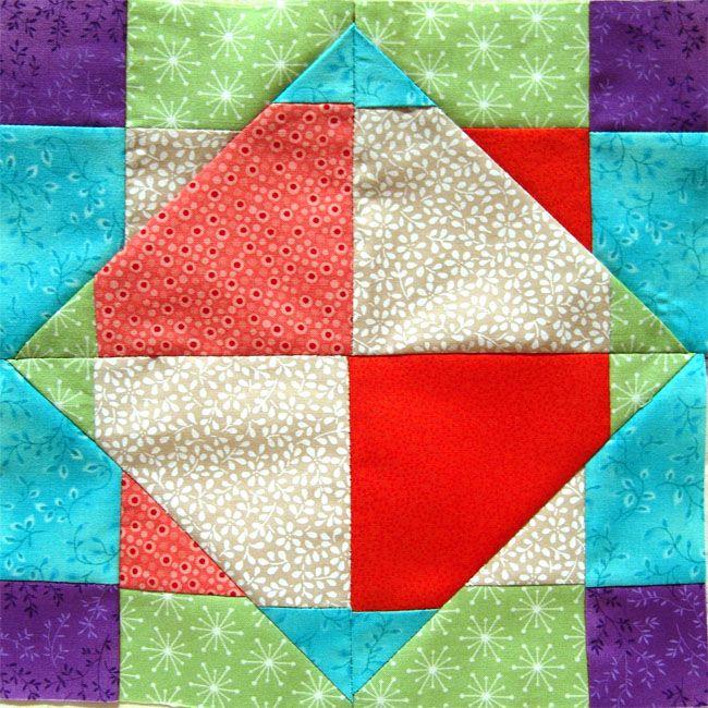 TUTORIAL PATCHWORK: EL BLOC MÀGIC #patchwork #quilt #block