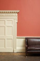 Farrow and ball red earth pictures google search bathroom redo pinterest farrow ball for Farrow and ball exterior paint reviews