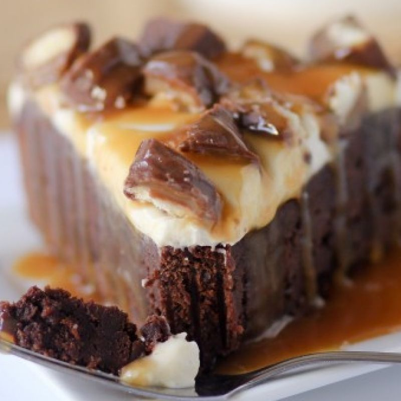 Twix Cake Recipe Video