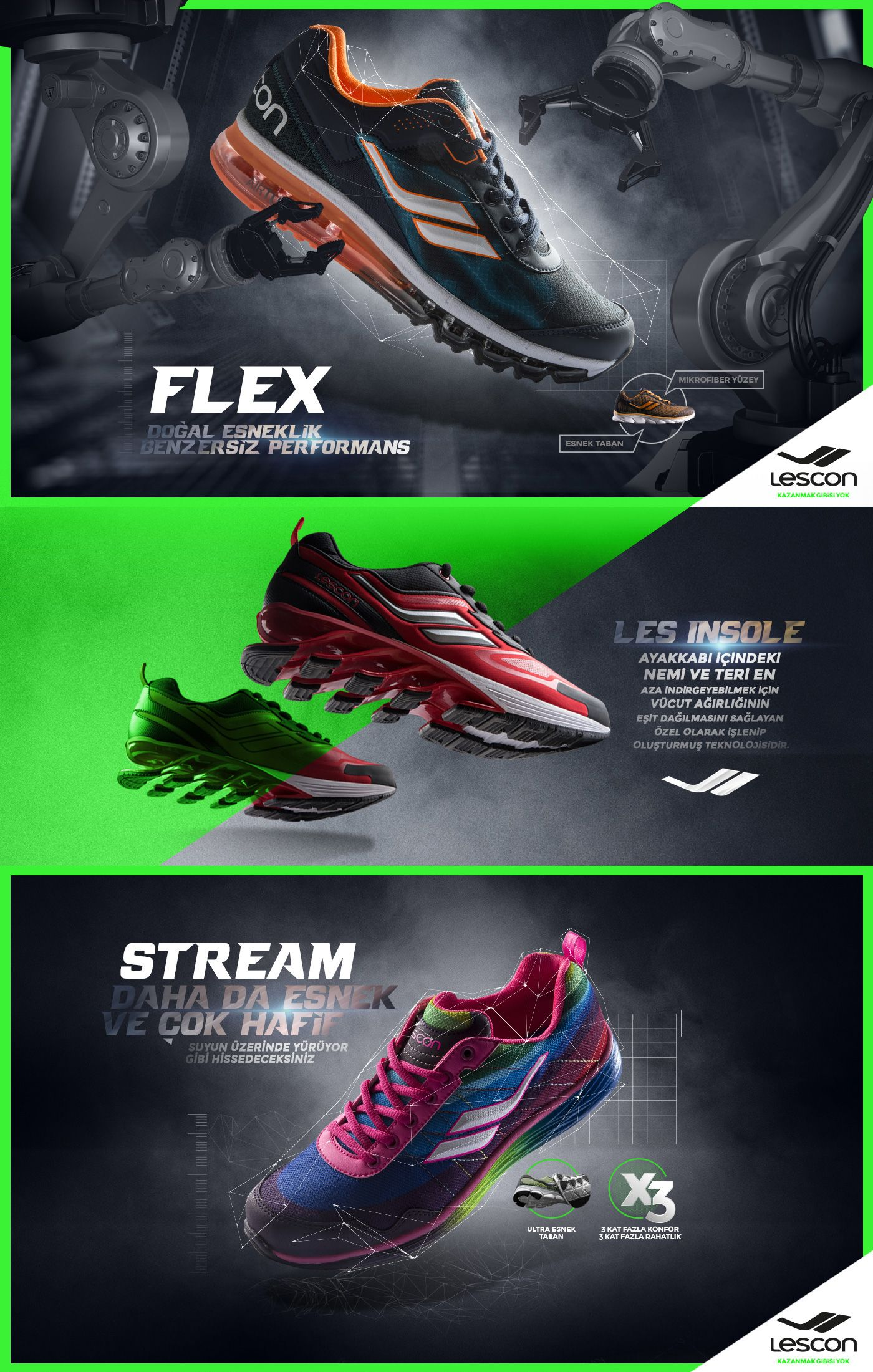 Sport Shoes Advertisement   Photo Shoots on Behance  48900ac3f