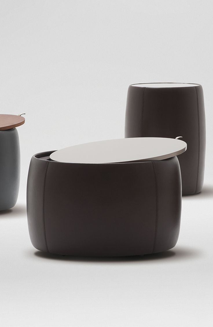 made in america by camerich drum are fun leather ottomans that  - made in america by camerich drum are fun leather ottomans that come withrubber casters