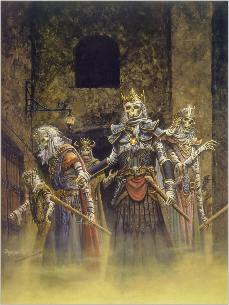 Advanced Dungeons and Dragons Art | bat and dragons