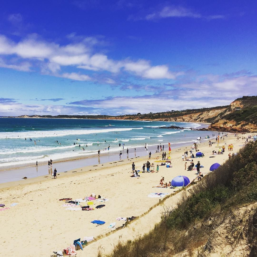 This place is pretty as a picture #anglesea #greatoceanroad #roadtrip @dangils @becky_maxwell by jessicameins http://ift.tt/1KosRIg
