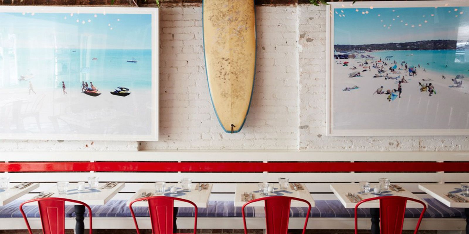Pizza Beach Club Lower East Sidebeach