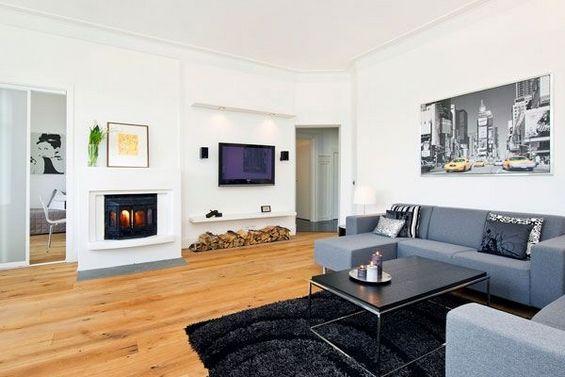 20 Living Room Design Ideas Home Pinterest Sala minimalista
