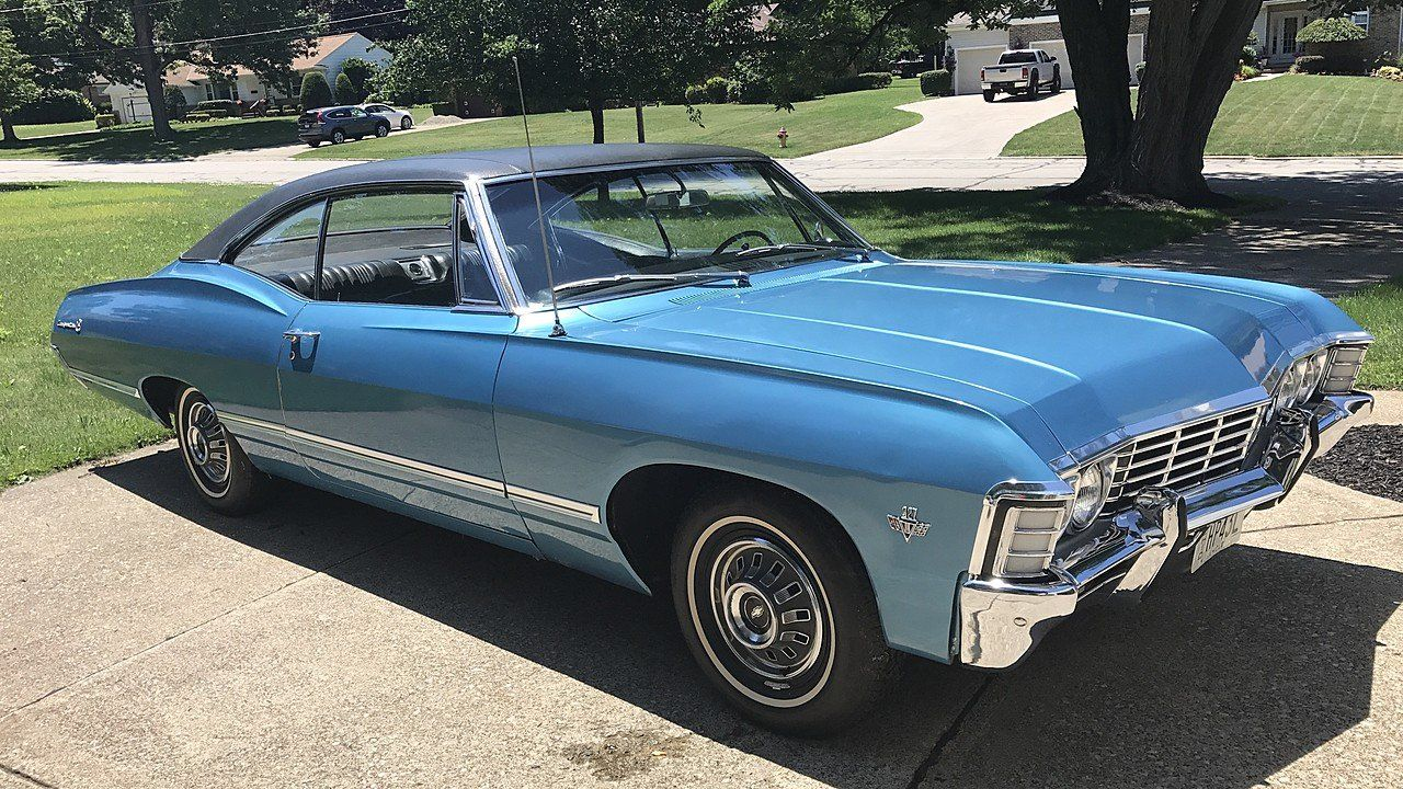 1967 Chevrolet Impala Coupe For Sale Near Mentor, Ohio 44060   Classics On  Autotrader