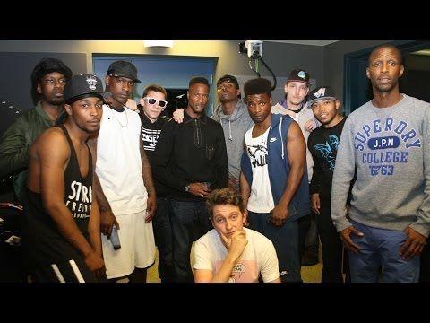 Logan Sama KISS PRESENTS ft Skepta, JME, Jammer, Frisco & Shorty (Boy Better Know) Jun 17th 2011 - YouTube