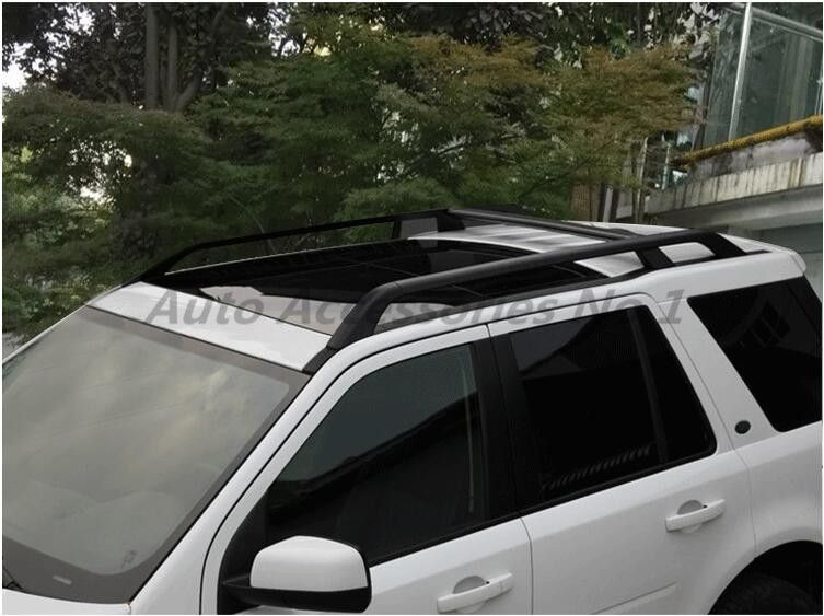 Car Aluminum OEM Style Roof Rack baggage luggage bar For ...