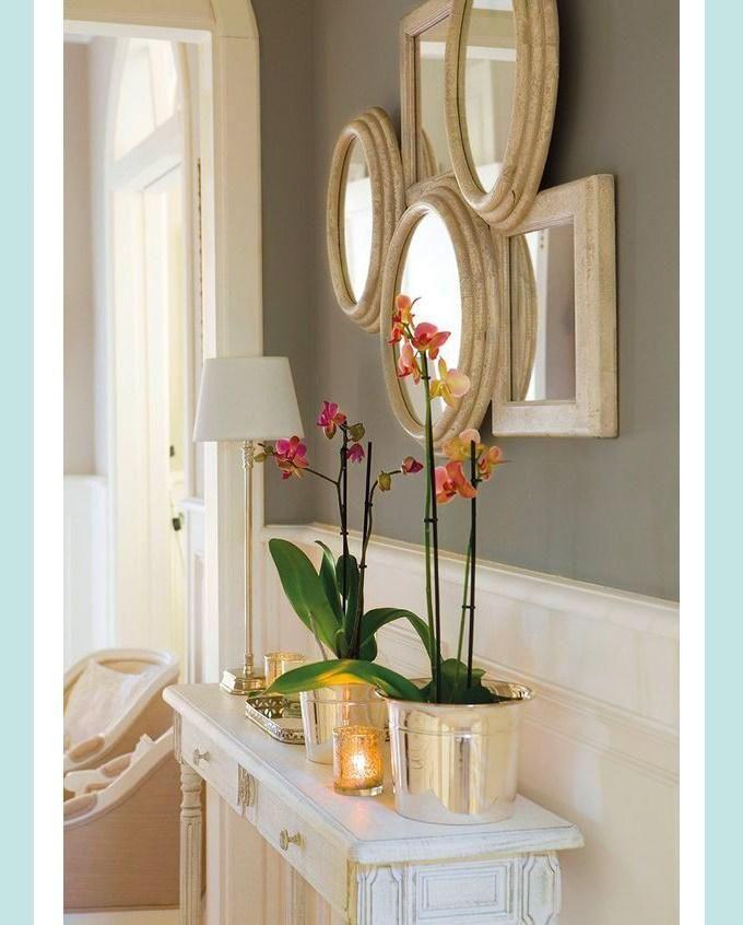10 consejos para decorar tu recibidor y que quede de revista recibidor decoraci n y entrada - Ideas decorar recibidor ...