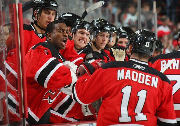 new concept f6cb2 6a53d NJDevils John Madden | NJ Devils | New jersey devils, Devil ...