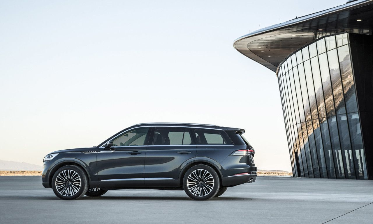 the new lincoln aviator plugs into design and technology rh pinterest com