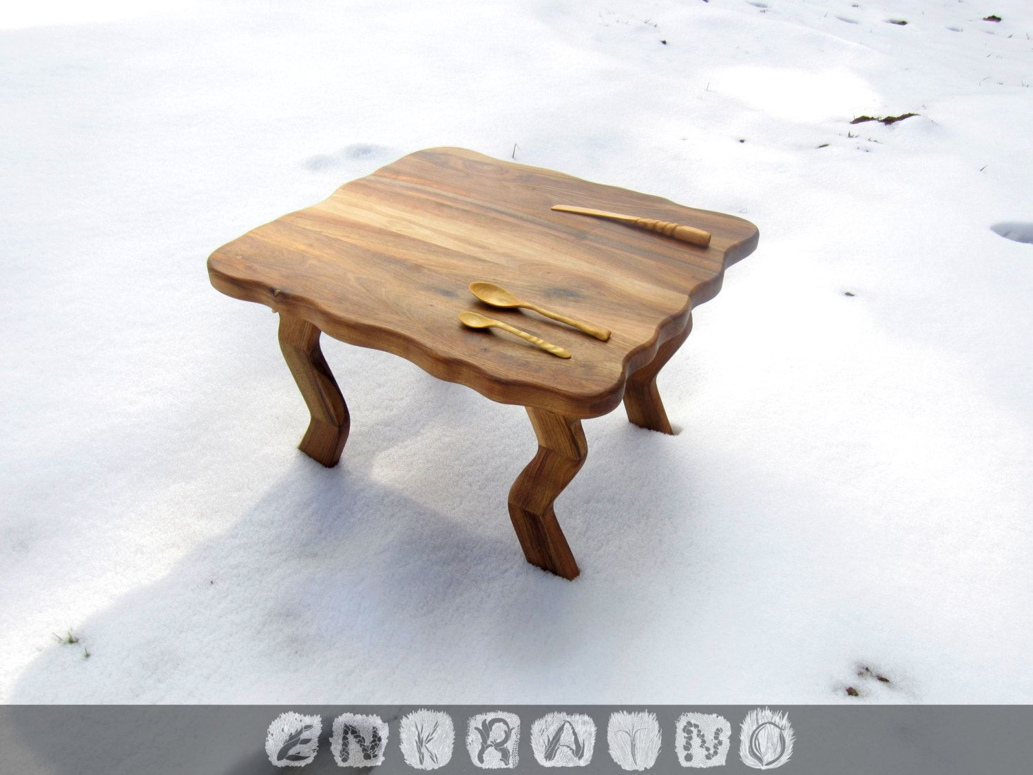 Unique Coffee Table Walnut Hand Made Wooden Legs Furniture Side Table Legs Wood Unique Hand Carve Unique Coffee Table Walnut Coffee Table Handmade Coffee Table [ 1125 x 1500 Pixel ]