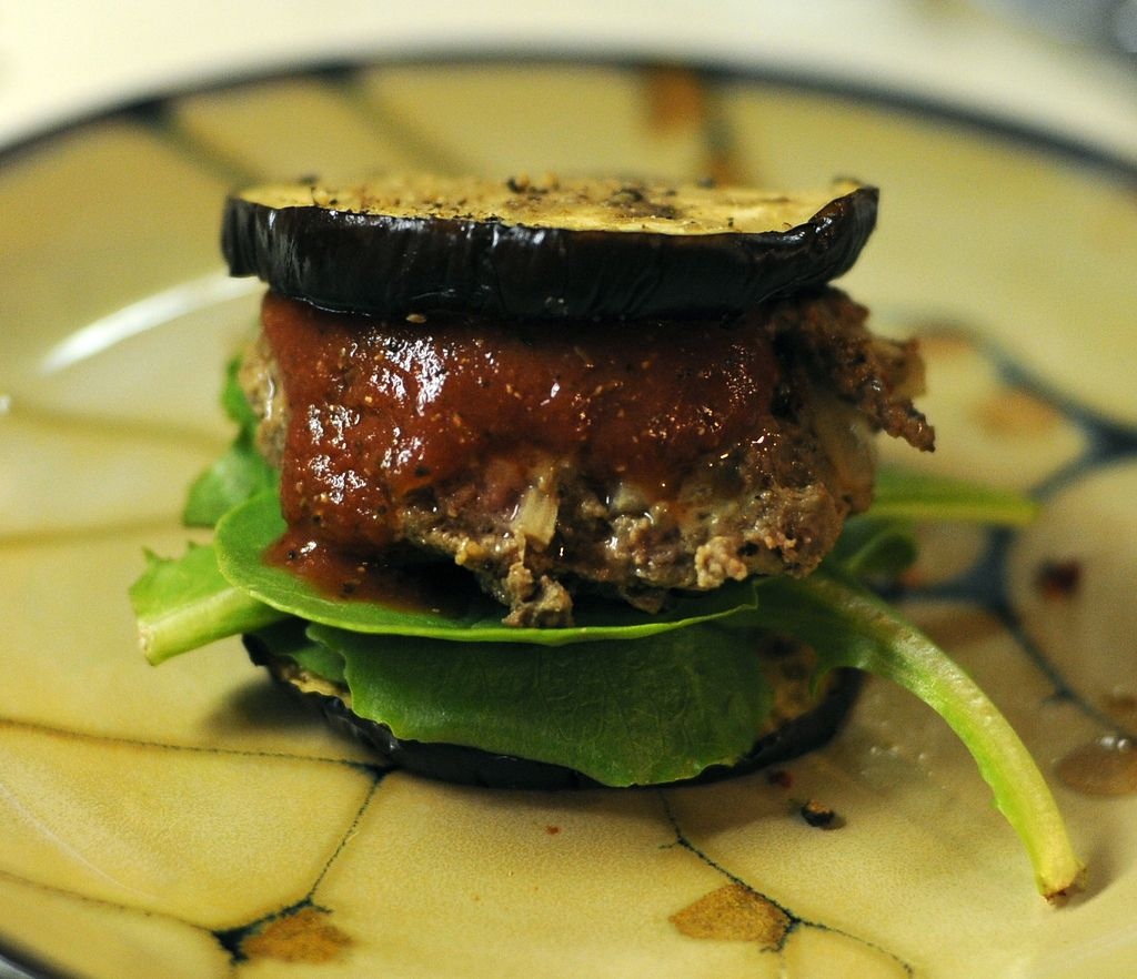 We has lots of grass-fed beef liver. We hates liver. We likes sliders. Maybe we tries this.