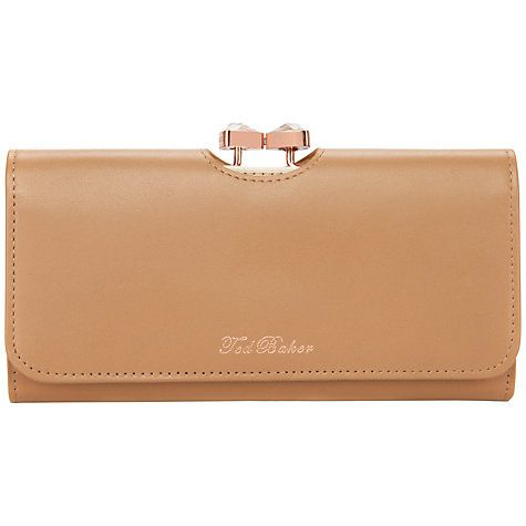 Buy Ted Baker Caleena Bow Top Matinee Purse Online at johnlewis.com