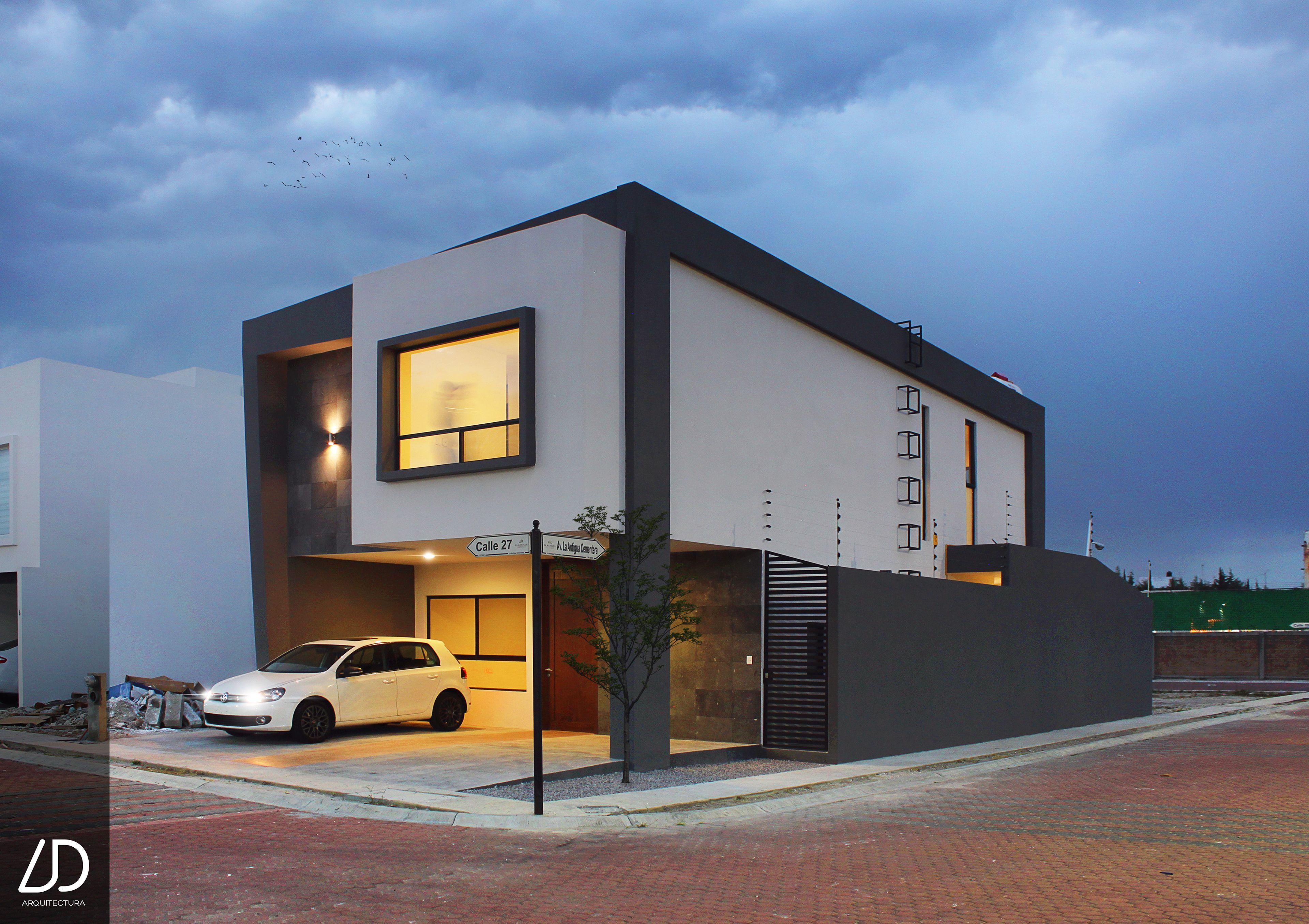 Country House 250m2 Behance Casas En 2019 Styles