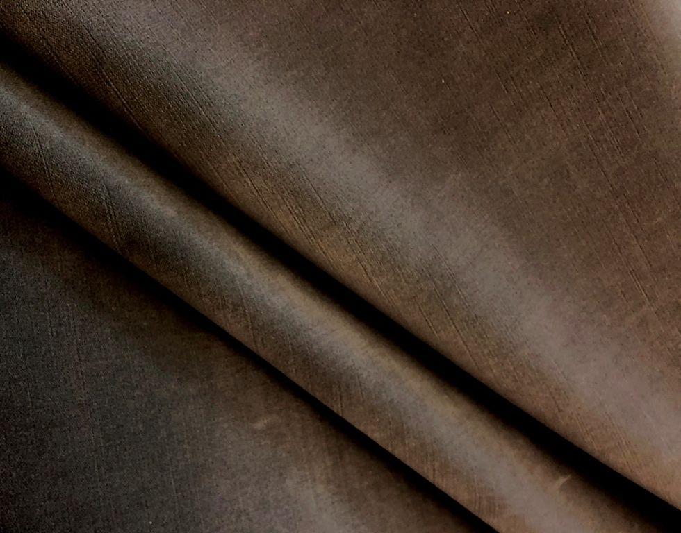 Premium Black Plush Velvet Fabric Smooth Plain Upholstery Cushion Curtain