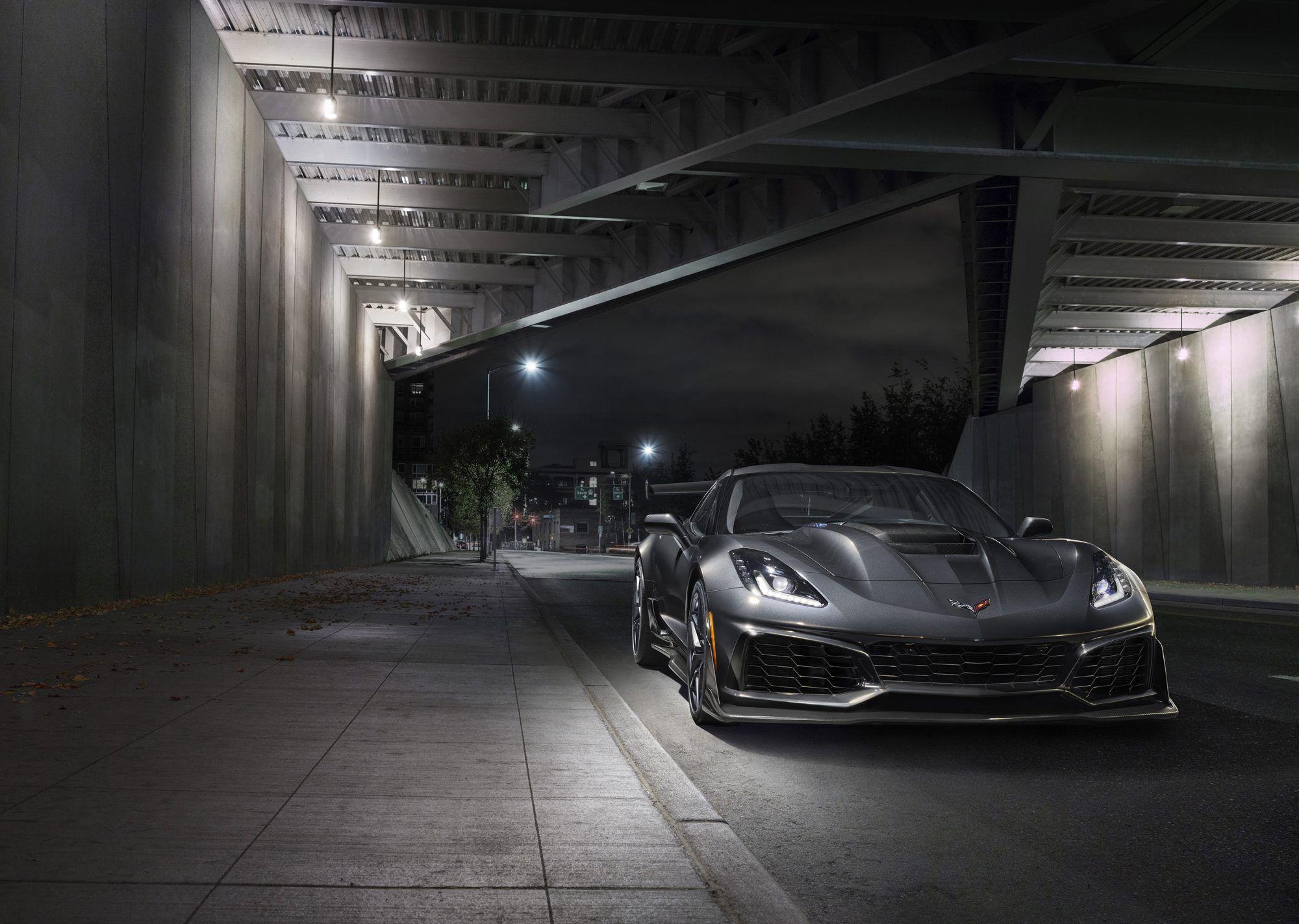 Chevrolet ZR1 o Corvette mais potente de sempre