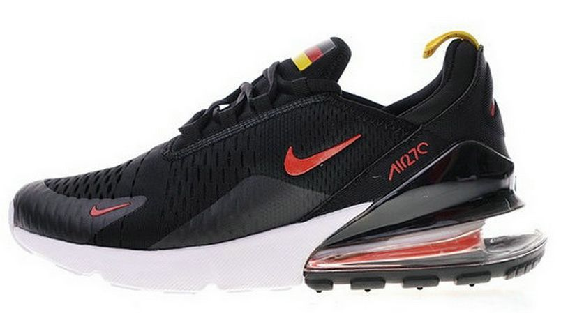 new concept 63631 7af01 Nike Air Max 270 Flyknit Germany Ah8050 111 Casual Shoes Ventilated Sneaker