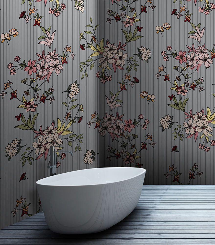 Fibra Glass And Fibra Tex By Instabilelab The Waterproof Wallpaper Wallpaper Glass Inspiration
