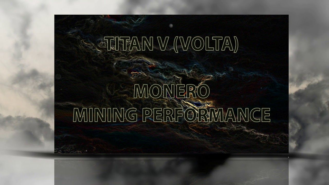 titan v vs 1080 ti mining