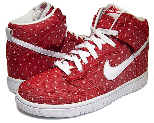 nike dunk hi valentines day 2010 - Nike Valentines Day Shoes