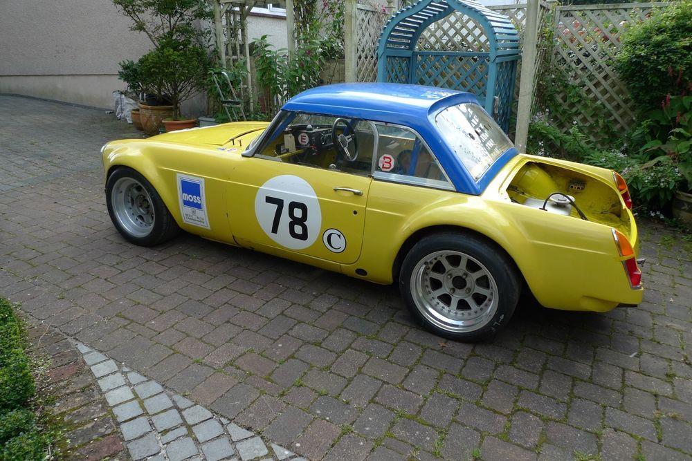 eBay: MGB V8 Roadster Race Car #classicmg #mg #mgoc | UK Classic MG ...