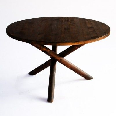 Located using retrostart.com > Dining Table by Unknown Designer for Unknown Manufacturer