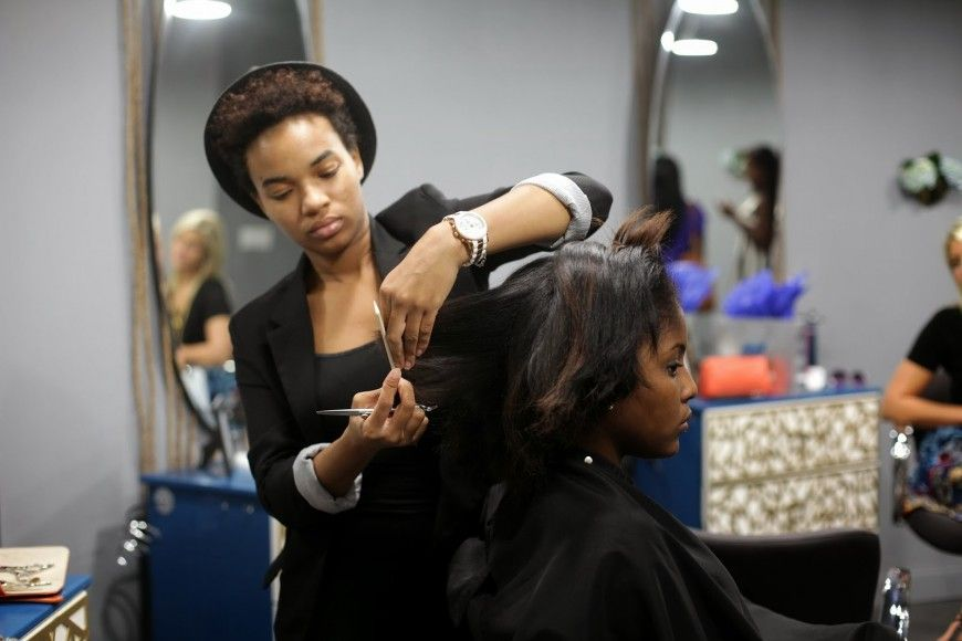 Loop Salon Ga Curls Understood Natural Hair Salons Salons Natural Hair Styles