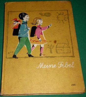 Fibeln Schulbuchverlage D K Jahrgang 1967 Bucher Kindheit